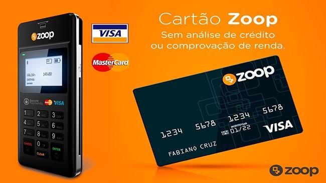 maquininha de cartão zoop