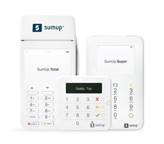 melhor maquininha de cartão - Sumup