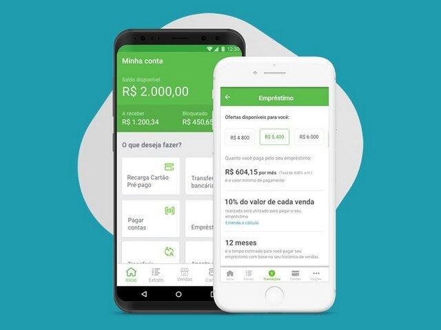 App PagBank gerador de Link de Pagamento