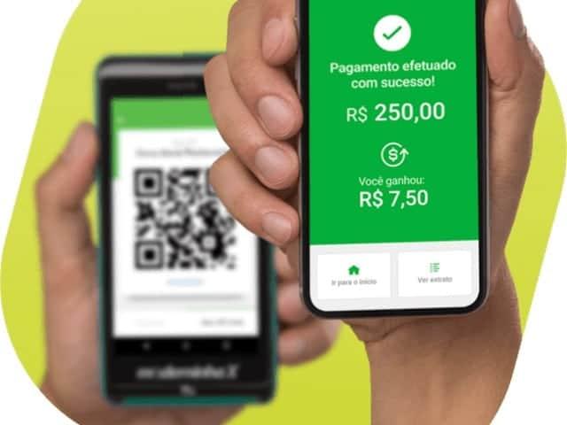 Tecnologias Avancadas Do Tipo QR Code NFC E Links De Pagamentos