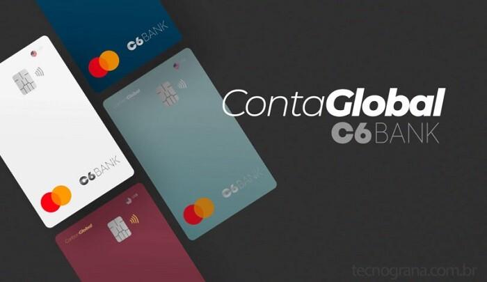 Conta Global C6