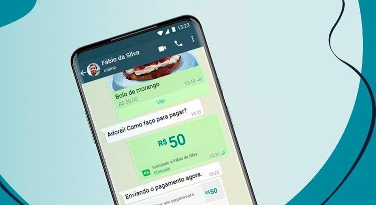 O Que é O Pagamento Pelo WhatsApp
