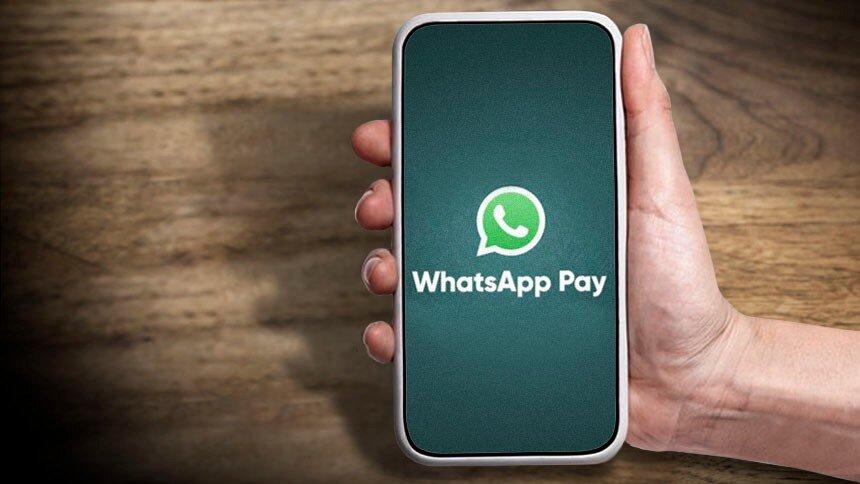 Pagamento Pelo WhatsApp