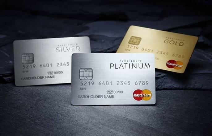 Diferença entre cartão Gold e Platinum