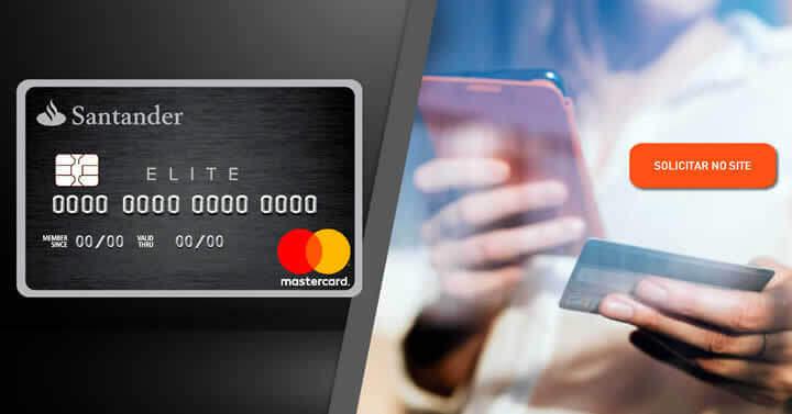 Qual A Anuidade Cartão Santander Elite Platinum